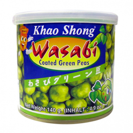 Coated Green Peas 140g