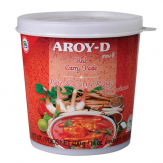 Aroy-D - Red Curry Paste 400gr
