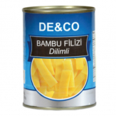 DE&CO - Bamboo Shoot Strips In Water 540gr