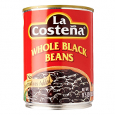 La Costena - Whole Black Beans 560gr
