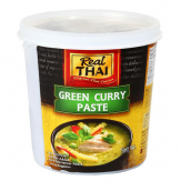 Real Thai - Green Curry Paste 400gr