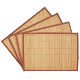 Bamboo - Asian Service Mat Carbide 45x30