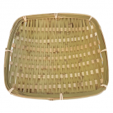 Wah Fat - Square Soba Serving Platter (Bamboo) 22cmx22cm
