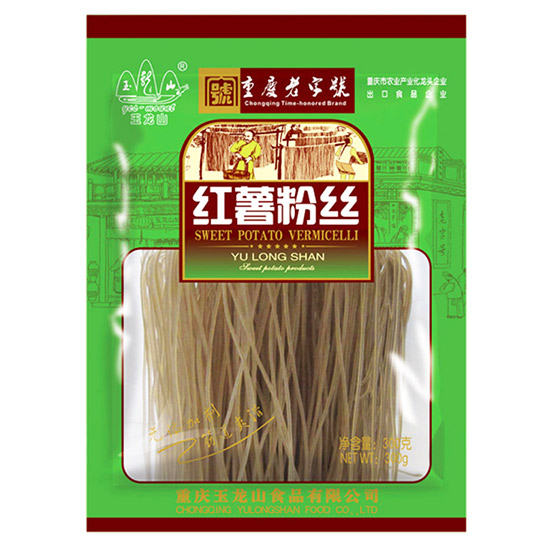 Yu Long Shan Sweet Potato Vermicelli (Dang Myon) 300gr