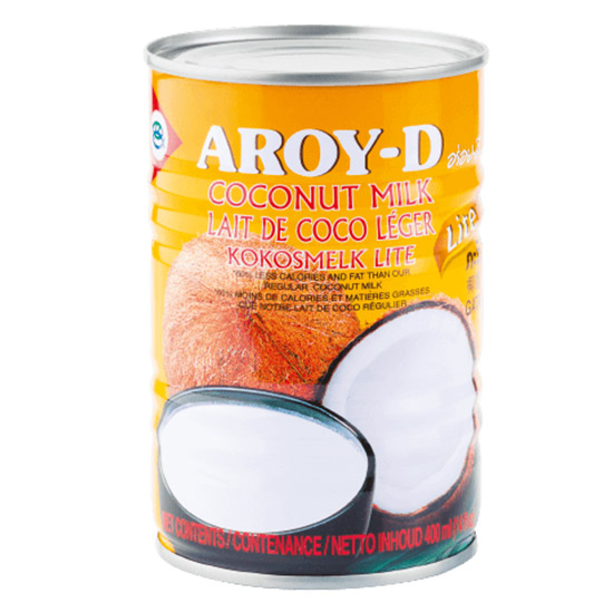 Aroy-D Coconut Milk Lite 400ml