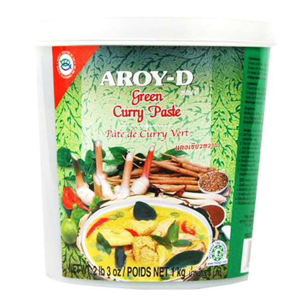 Aroy-D Green Curry Paste 400gr