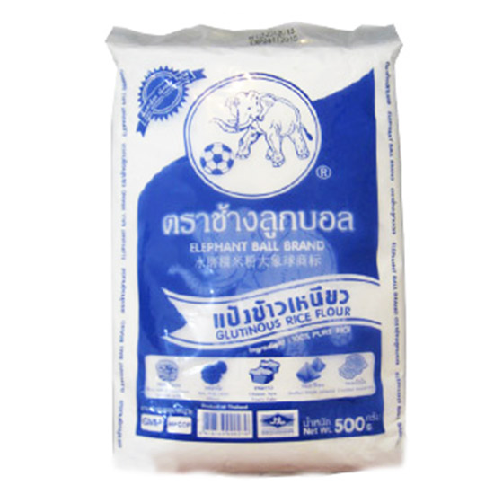 Elephant Ball Glutinous Rice Flour 500gr