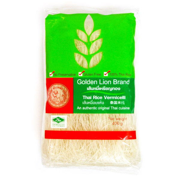 Golden Lion Rice Vermicelli 400gr