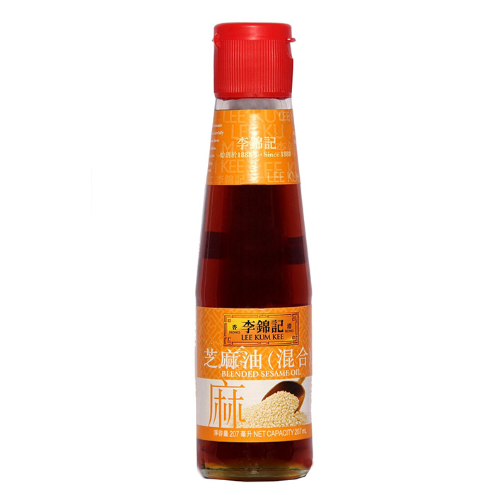 Lee Kum Kee Blended Sesame Oil 207ml