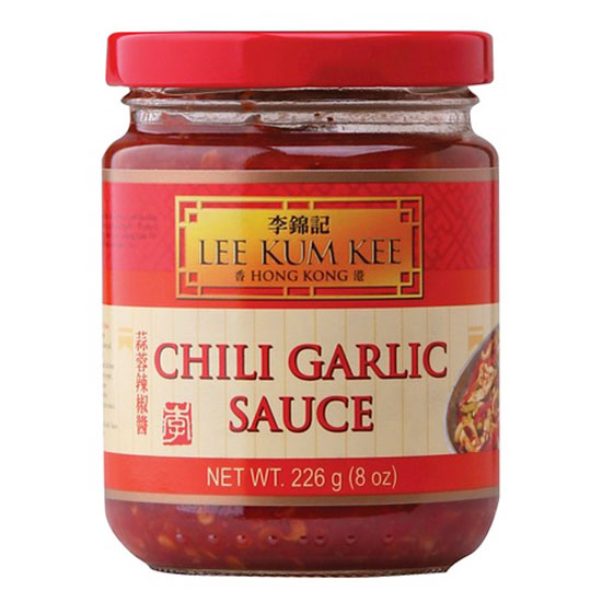 Lee Kum Kee Chilli Garlic Sauce 226gr