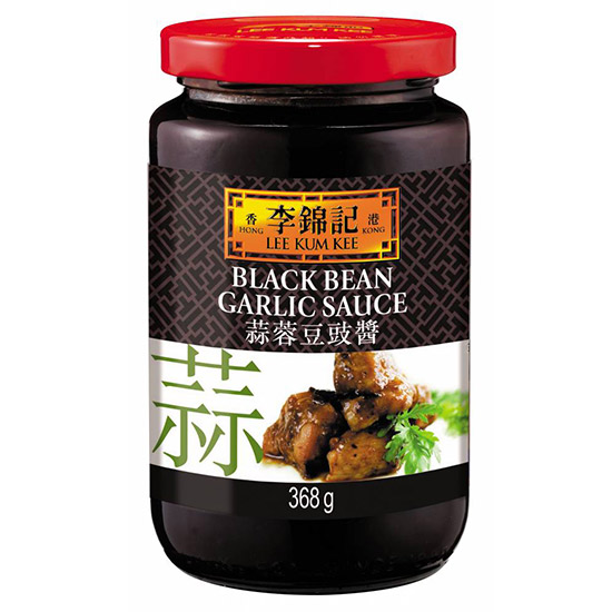 Lee Kum Kee Black Bean Garlic Sauce 368gr