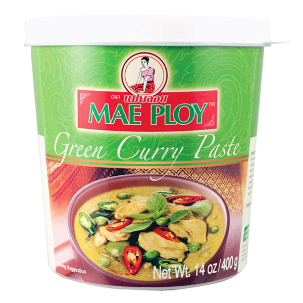 Mae Ploy Green Curry Paste 400ml