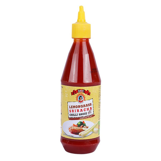 Suree Sriracha Lemongrass 200ml