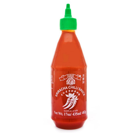Suree Sriracha Hot Pepper Sauce 435ml (Extra Hot)