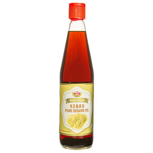 Woh Hup Pure Sesame Oil 650ml