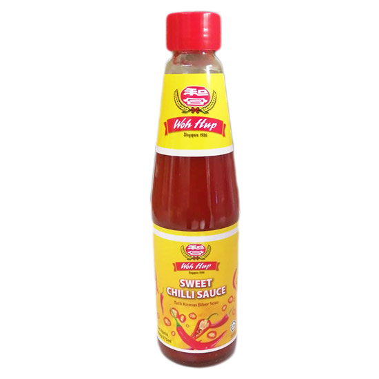 Woh Hup Sweet Chilli Sauce 450gr